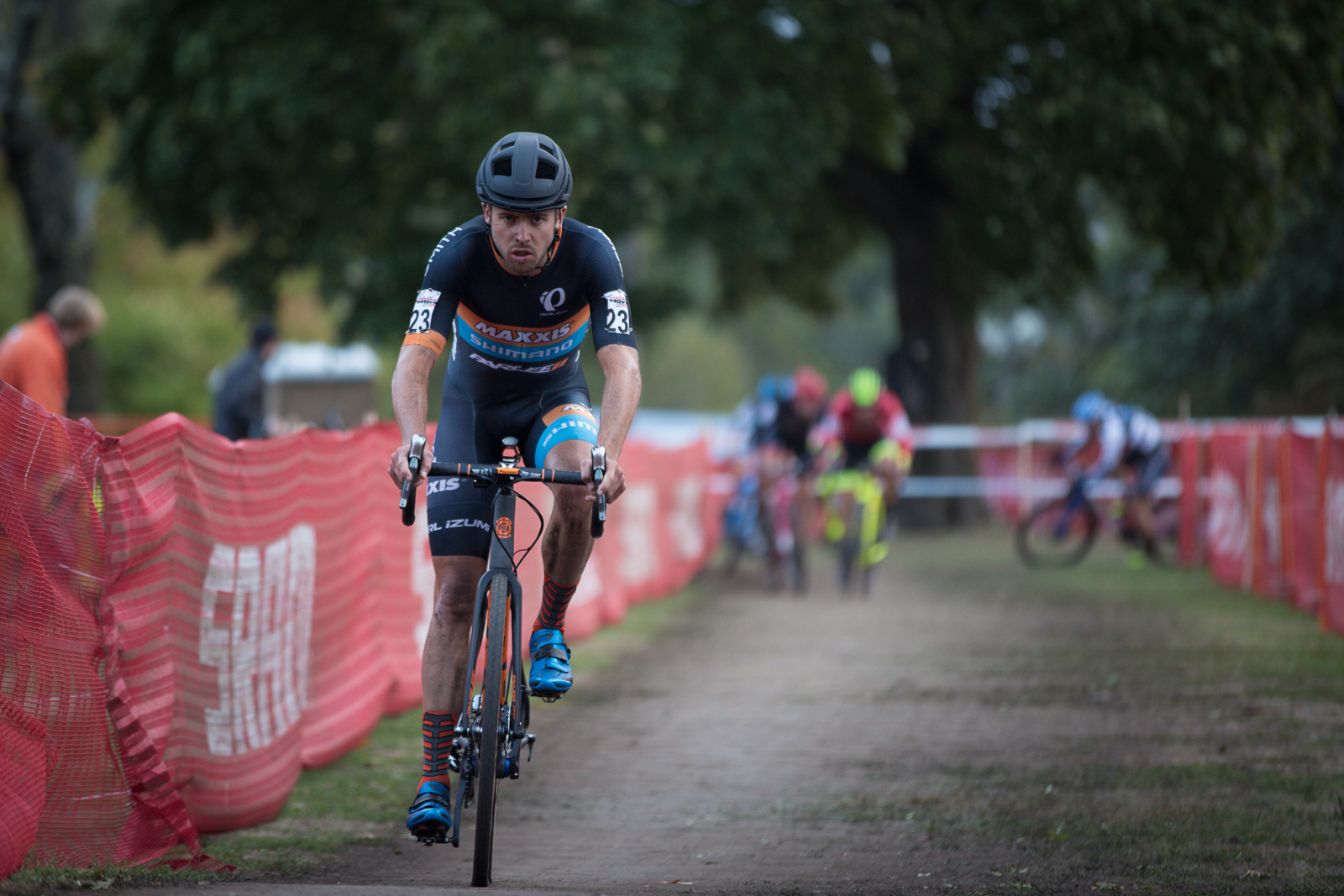 Maxxis-Shimano Professional Cyclocross Team, powered by PARLEE
