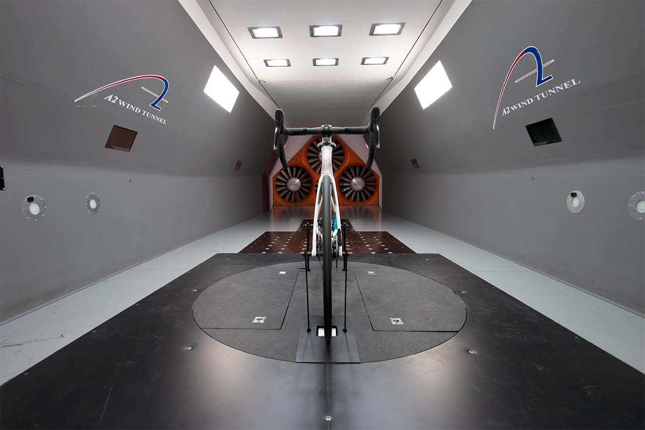 RZ7 Wind Tunnel